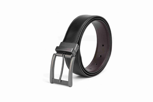 The reversible belts with buckle for men trousers LA1138